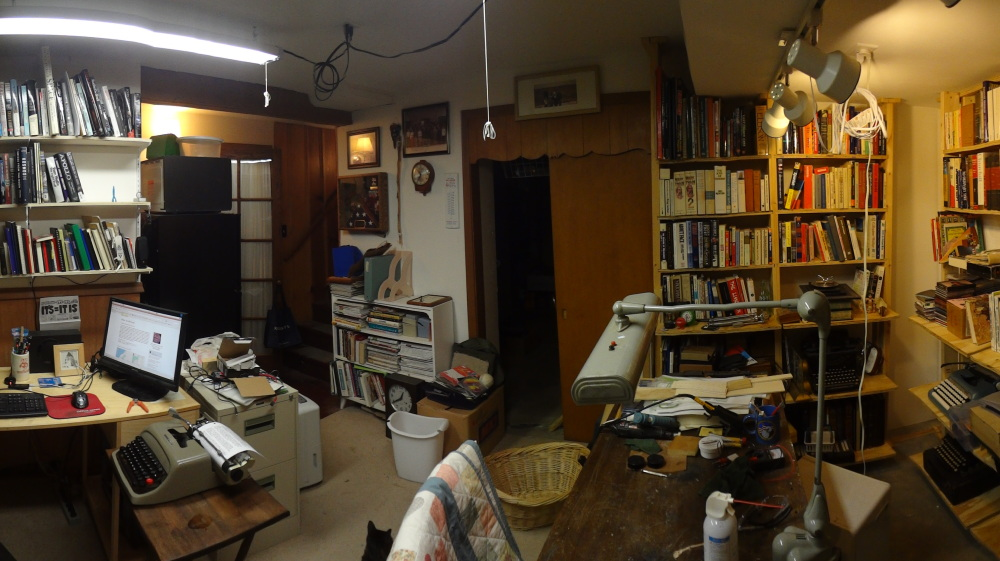 image of man cave