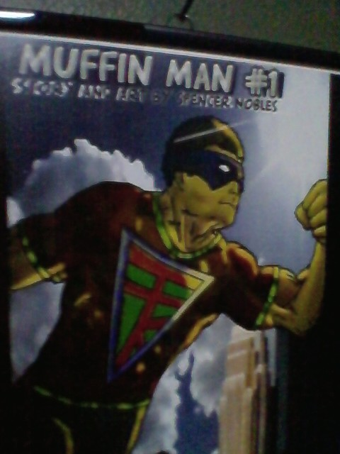 image of muffin man