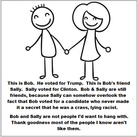 Bob and Sally meme
